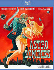 The Astro-Zombies (with optional RiffTrax) [Blu-ray], New DVDs