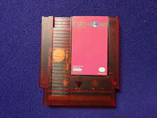 Earthbound Beginnings FE English Translated Cart Nintendo (NES) TRANSPARENT RED
