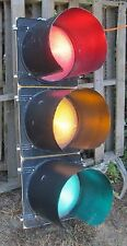 "12"" Aluminum PEEK 3 section LED Traffic Signal Light #2"