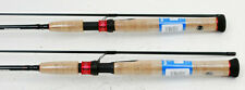 2 Shimano Sojourn 6.5ft. Graphite Spin Fishing Rods, NEW