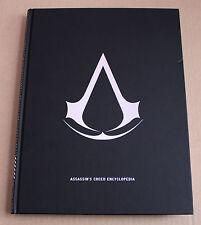 Assassin´s Creed Encyclopedia Buch Book Deutsch