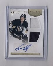 11/12 ROOKIE ANTHOLOGY SIMON DESPRES #118 ROOKIE TREASURES JERSEY & AUTO 175/499