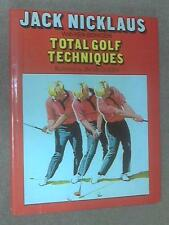 Total Golf Techniques (Jack Nicklaus & Ken Bowden - 1977) (ID:11067)