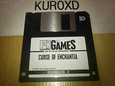 DISQUETE 2 CURSE OF ENCHANTIA PC IBM