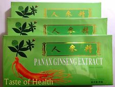 6x Red Panax Ginseng Extract Oral Liquid 10 Vials Enhance Energy Feng Harbin