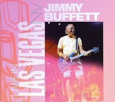 JIMMY BUFFETT & CORAL REEFER BAND ~ LIVE IN LAS VEGAS ~ 2 CD SET 2003 MAILBOAT