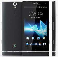 Black! Sony Ericsson Xperia SL LT26ii Unlocked Android OS Smartphone - 32GB 12MP