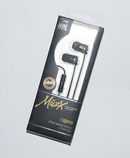 ALTEC LANSING MZX206 MUZX NOISE ISOLATING Black Earphones