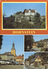 Alte Postkarte - Impressionen von Hohnstein