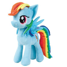 "NEW OFFICIAL 12"" MY LITTLE PONY RAINBOW DASH PLUSH SOFT TOY"