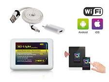 Mi-Light WiFi Funk Steuerung für LED RGB Lichtband Leuchtmittel WLAN IOS Android