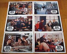MORGEN FÄLLT DIE SCHULE AUS (12 Kinoaushangfotos '71) - HEINTJE / THEO LINGEN
