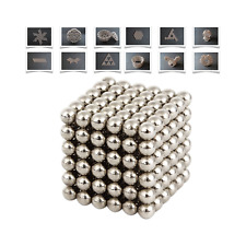 216 Pcs 3 Diameter Sphere Magcube Neodymium Rare Earth Magnets Buckyballs