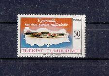 TURCHIA-TURKEY 1987 Sovranità appartiene incondizionatamente  2532 MNH