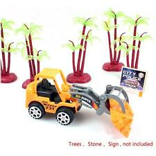 Kids Children Plastic Construction Forklift Truck Car Models Play Game Gift Toys