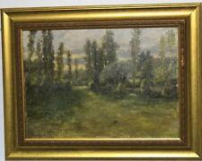 Oil Painting on Canvas French School 'French Landscape' Early 20C [PL1778]