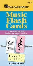 Music Flash Cards - Set a: Hal Leonard Student Piano Library by And Jeff Schroed