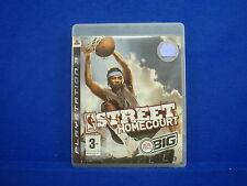 ps3 NBA STREET HOMECOURT Game Basketball Playstation 3 PAL