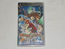NEW Hexyz Force Sony PSP Game JAPANESE VERSION - SEALED Japan Import hezyx JP