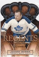 JOHNNY BOWER 2010-11 10-11 CROWN ROYALE REGENTS #008/499 #110 TORONTO !