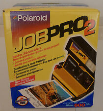 Polaroid 600 Job Pro 2 JOBPRO 2 Instant Film Camera +Manual NEW Box SEALED