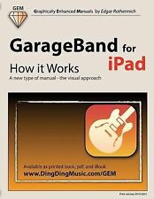 GarageBand for IPad - How It Works : A New Type of Manual - the Visual...