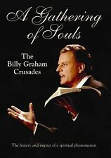 A Gathering of Souls: The Billy Graham Crusades (DVD, 2014)