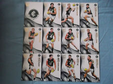 2016  SELECT  CERTIFIED  AFL  CARDS   CARLTON BLUES  BASIC TEAM  SET