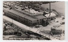 DOMINION CHAIR Co. Ltd FACTORY, BASS RIVER: Nova Scotia, Canada postcard (C9365)