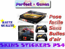 Skin sticker auto-collant vinyl  Need for Speed Rival n°2 pour console SONY PS4