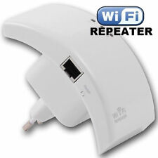 AMPLIFICATORE WIFI ACCESS POINT 300 Mbps RIPETITORE WIFI RANGE EXTENDER LAN RETE