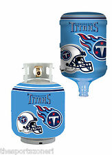 Tennessee Titans All In One Propane Tank /  5 Gallon Bottle Skin Cover