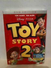 Toy Story 2;Disney,Tim Allen, Tom Hanks (DVD 2010,Special Edition)NEW+Slipcover