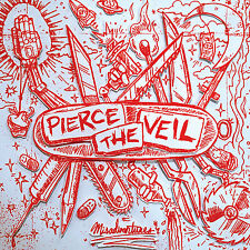 Pierce The Veil - Misadventures CD (new album/sealed)