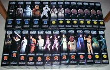 All 26 Star Wars 12 inch Collector Series 1:6 scale figures: Boba Fett,Chewbacca