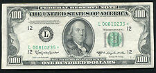 1950-D $100 ONE HUNDRED DOLLARS *STAR* FRN FEDERAL RESERVE NOTE