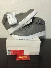 Nike Nikelab Air Force 1 One Mid SP Light Charcoal [819677-001] Size 8.5
