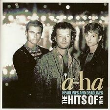 A-HA ( NEW SEALED CD ) HEADLINES AND DEADLINES / VERY BEST OF / GREATEST HITS