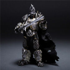 "WOW World of Warcraft Arthas Fall of The Lich King Arthas Menethil 7"" Figure"