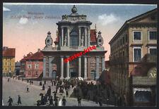 Warszawa-Warschau-Kosciot stego-Pionier-Festung Modlin-1916-Polen-1.wk-Feldpost