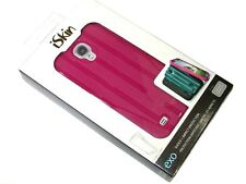 New iSkin Exo Pink Case for Samsung Galaxy S4  EXOSS4-PK3 - FREE SHIPPING