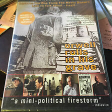 Orwell Rolls In His Grave (factory sealed DVD, 2005)