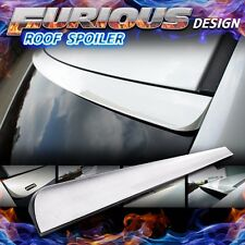 FURIOUS DESIGN // 06-08 PAINTED PONTIAC G6 SEDAN WINDOW VISOR ROOF SPOILER WING