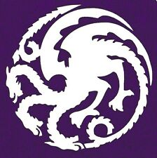 GT369 Body Art Temporary Glitter Tattoo Stencil Targaryen -  Game of Thrones