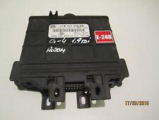 01N927733HQ VW Golf 4 1,9 TDI Automat Getriebesteuergerät