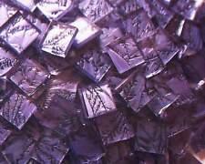 100 VAN GOGH LAVENDER Mosaic Glass Tiles SUPPLIES