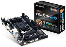Gigabyte GA-F2A78M-HD2 AMD FM2 + mATX Motherboard SATA 3, HDMI, DVI and VGA -NEW