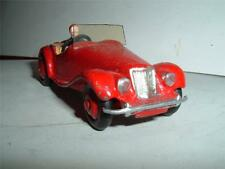 DINKY TOYS 108 MG MIDGET OPEN TOURER RACER REPAINTED CONDITION A VINTAGE MODEL