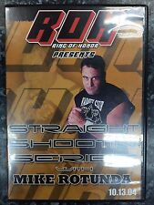 Ring of Honor Mike Rotunda ROH NXT NJPW PWG Beyond WWE OOP IRS WWF