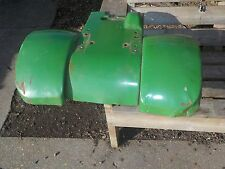 John Deere 100 Riding Mower Round Rear Fender Pan Lawn Tractor